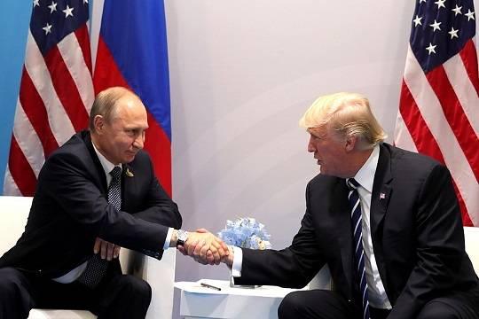 Путин рассказал об отношениях с американскими лидерами