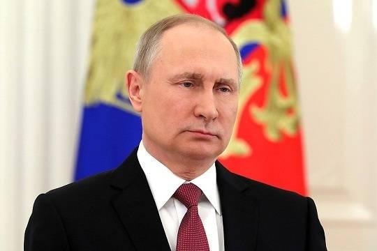 Путин высоко оценил развитие столицы за последние годы