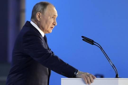 Путин заявил о рекордной прибыли коммерческого сектора по итогам 2021 года