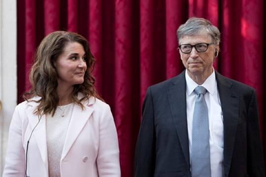 Раскрыта доля жены Билла Гейтса при разводе