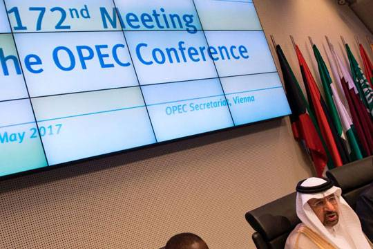 Американская сланцевая нефть сводит на нет эффект от сокращения добычи другими странами
