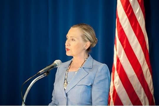 Редакторы «Википедии» сделали намек на связь Хиллари Клинтон с Гитлером