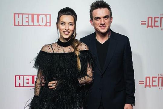 Регина Тодоренко и Влад Топалов поздравили Владимира Зеленского с победой в президентских выборах
