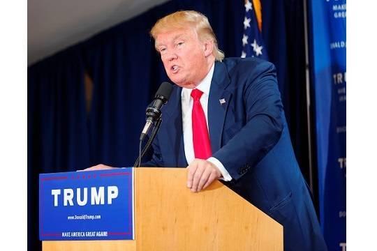 Опрос: рейтинг согласия политики Трампа снизился до40%