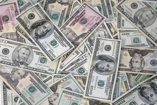 Российская Федерация увеличила инвестиции вамериканские гособлигации