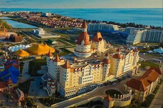 Риелторы сообщили о самых дорогих квартирах Краснодарского края