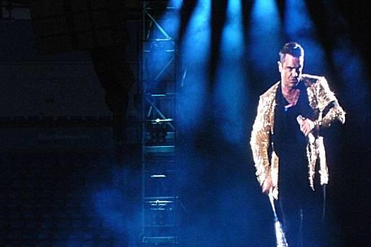 Робби Уильямс вызвался представлять РФ на«Евровидении»