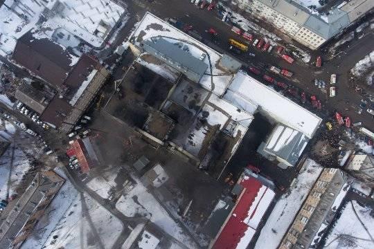 Родственники погибших в ТЦ «Зимняя вишня» узнали, почему детей заперли в кинозале