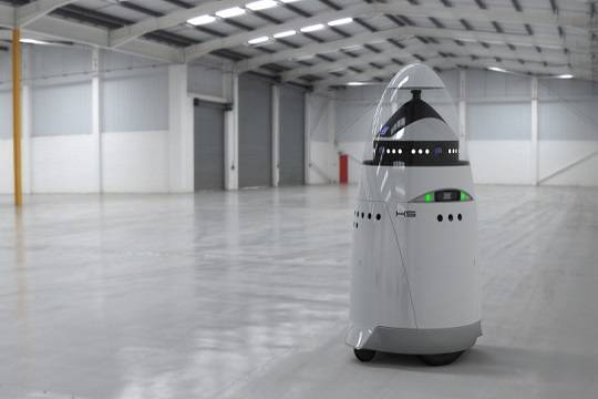 Серийное производство русского робота-охранника начнется в будущем году