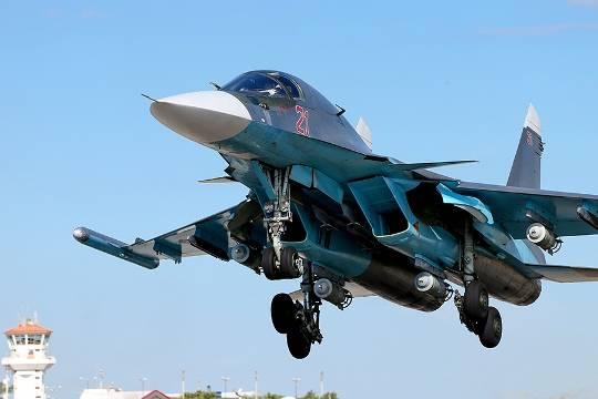 Российские ВКС в Сирии в течение 10 дней уничтожили около 2,5 тысяч боевиков
