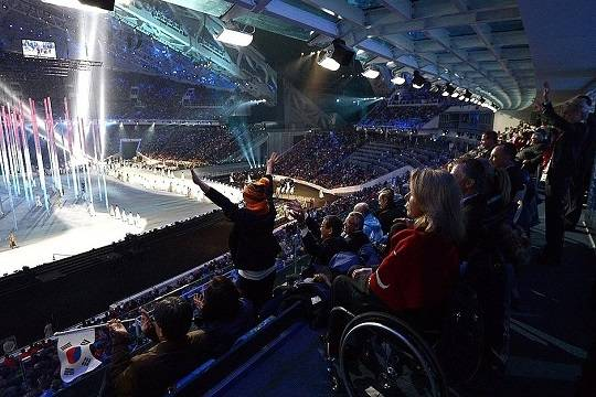 Мутко: паралимпийцамРФ организуют турнир вХанты-Мансийске вслучае недопуска доПИ