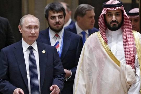 Россия и Саудовская Аравия едва не подписали пакт о поставках нефти
