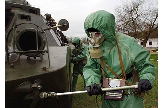 Российская Федерация уничтожила практически 99% запасов хим. оружия