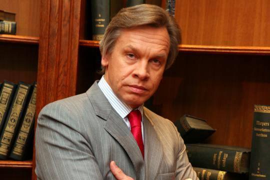 Россия прервала все связи с ПАСЕ - Пушков