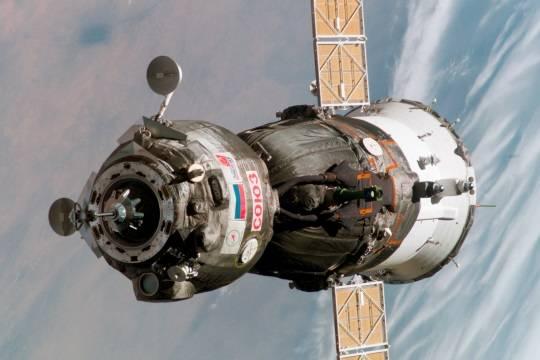 С апреля Россия перестанет доставлять астронавтов на МКС