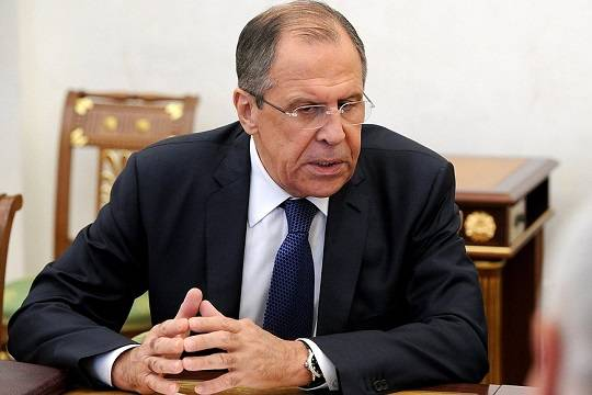 Россия «зеркально и не только» ответит странам, выславшим российских дипломатов – Сергей Лавров