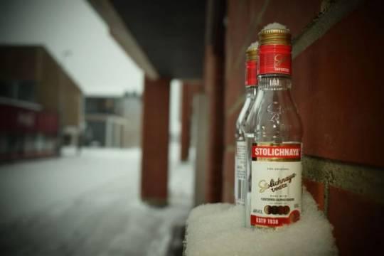 Россияне стали пить больше водки
