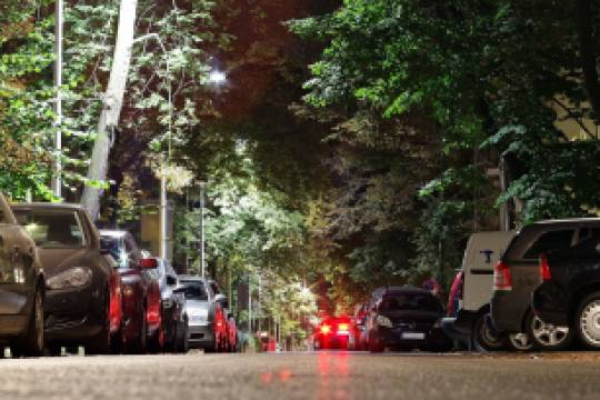 Россиянка насмерть сбила ребёнка на парковке