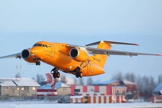 Эксплуатацию самолетов Ан-148 предписали остановить после авиакатастрофы