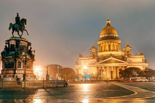 Русская православная церковь снова хочет Исаакиевский собор, и уже не только его