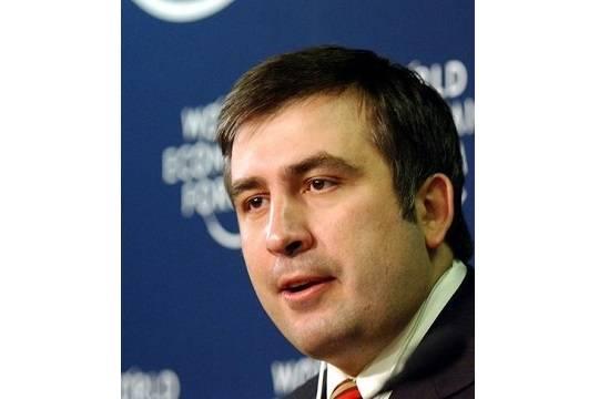 Саакашвили объявил, что въехал вПольшу спаспортом Украины