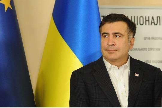 Саакашвили объявил оботсутствии вЗакарпатье украинского государства