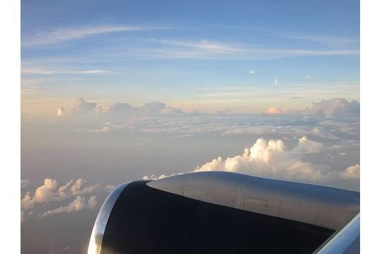 Самолет «Аэрофлота» совершил посадку в Ташкенте из-за инцидента в Кашмире