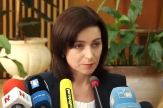 Санду сделала обязательным знание румынского языка членами Совбеза