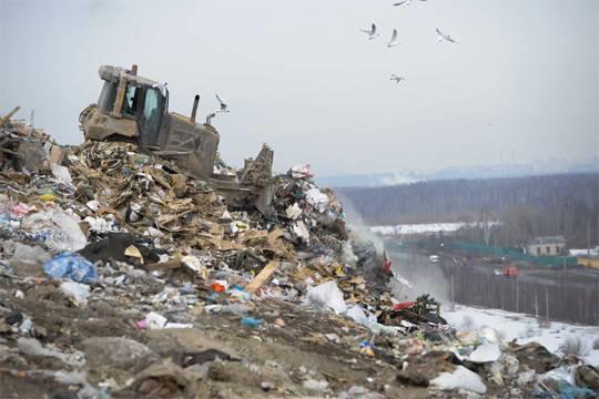 Санкт-Петербург и Ленинградская область хотят быть немного ближе за счет мусора