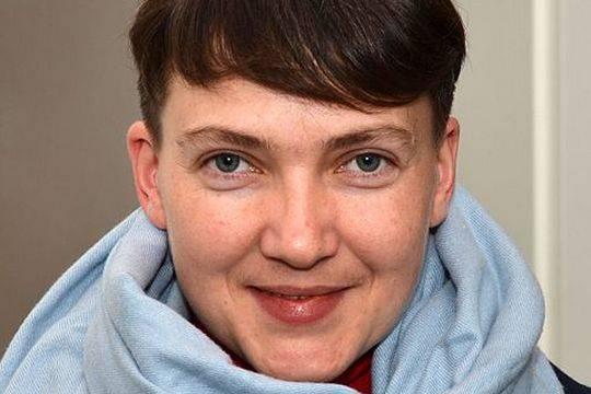 Савченко посоветовала украинцам молиться и лечить коронавирус калинкой-малинкой
