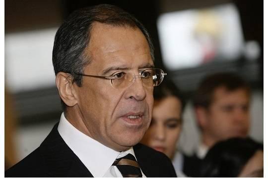 «Ятебе подарю электрошокер»,— вице-премьер Приходько предложил Лаврову средство отназойливых корреспондентов