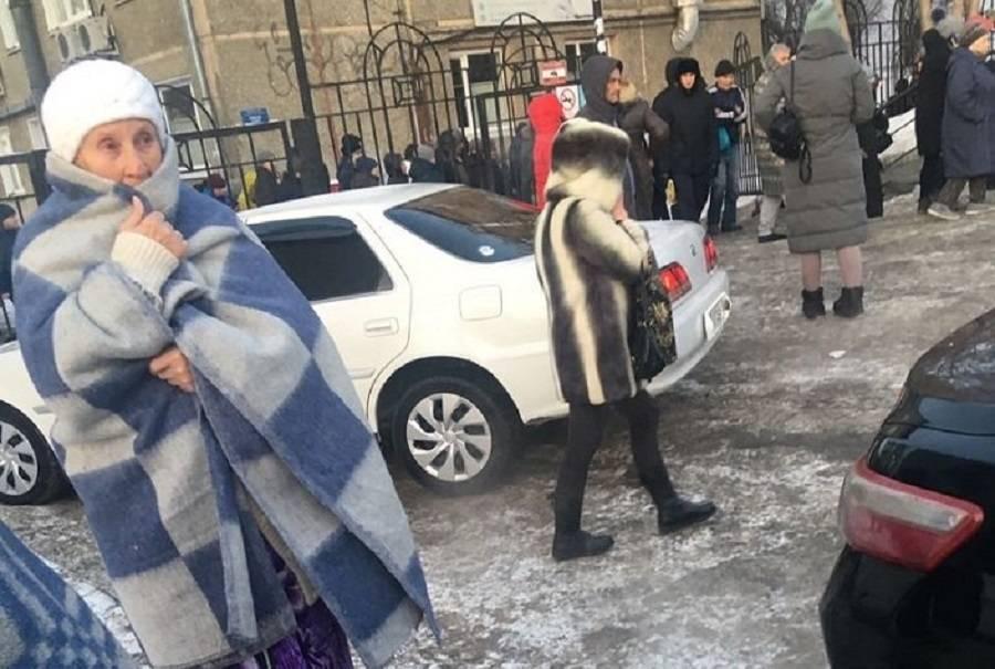 Серия ложных сообщений о взрывах прошла по российским регионам в январе