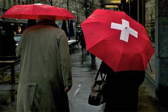 Швейцарцы не поддержали введение универсального базового дохода и ряд других инициатив