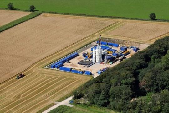 Швейцария закупит сланцевый газ в США