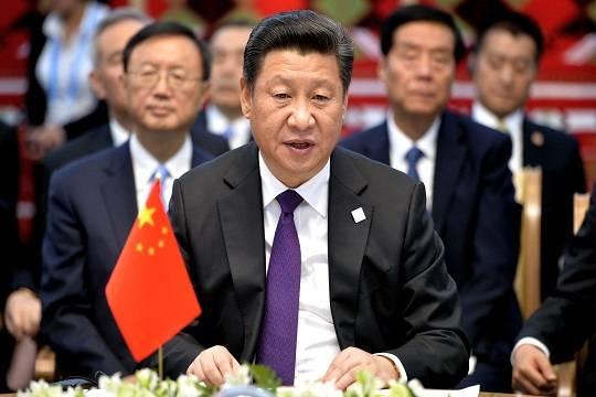 Путин поздравил СиЦзиньпина спереизбранием напост руководителя Китая— 2-ая пятилетка