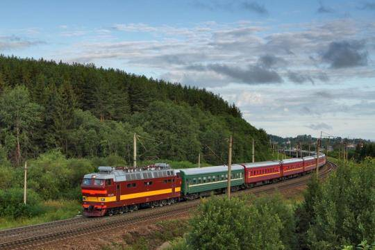 ВАвстрии решили продлить Транссиб доВены