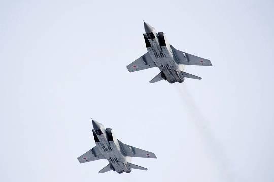 Истребители НАТО нарушили воздушное пространство Финляндии