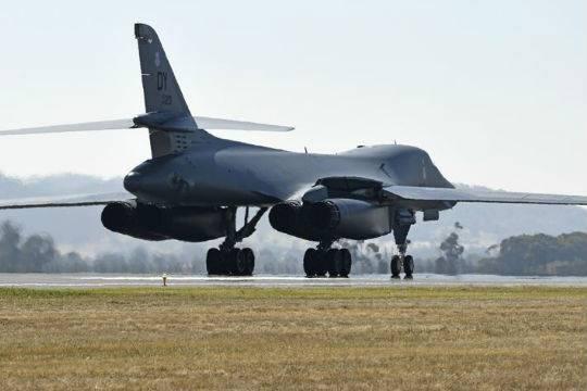 ВВС США нанесли удары пополигону вблизи границ сКНДР