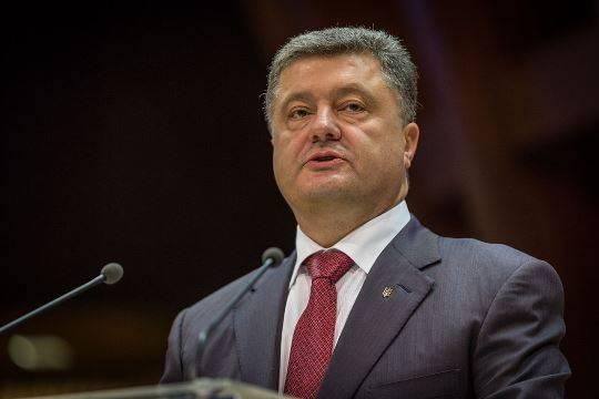 СМИ: Порошенко «слегка» преувеличил сумму военной помощи США Киеву