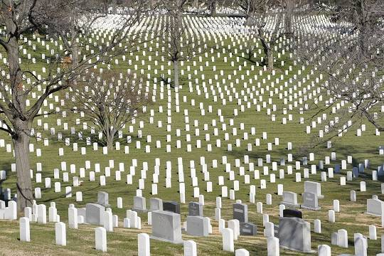 СМИ: прошлый год стал самым смертоносным в истории США