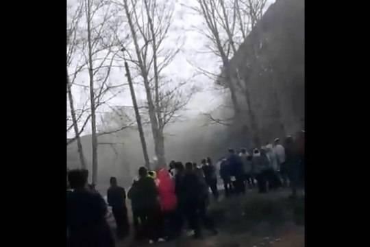 Занятия вшколе N1 города Стерлитамака приостановлены