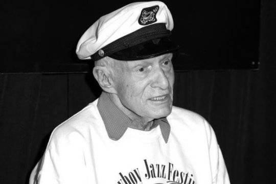 Основатель Playboy Хефнер скончался отостановки сердца