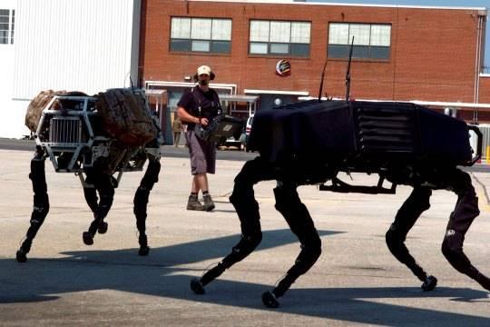 СМИ узнали о планах Южной Кореи по разработке боевых роботов