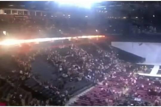 СМИ узнали первые итоги расследования теракта на стадионе в Манчестере