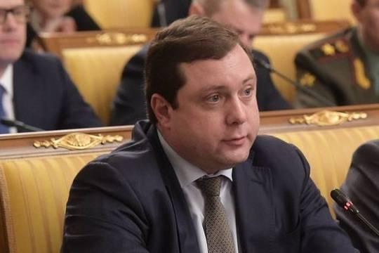 Смоленский губернатор отругал мэра и посоветовал ему уйти в отставку
