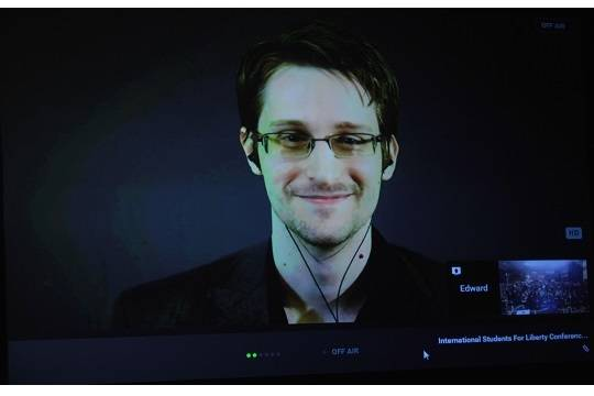 Сноуден не боится экстрадиции вСША после избрания Трампа