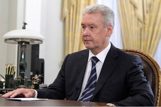 Собянин осмотрел результаты реконструкции иблагоустройства набережной «Лужников»