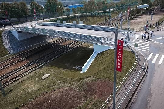 Путепровод через пути МЦК свяжет Лефортово с Нижегородским районом