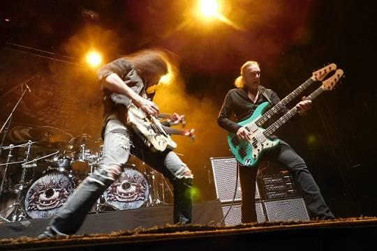 Sons of Apollo ударно отыграли 19 сентября в ГЛАВКЛУБЕ
