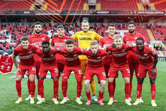 Спартак проиграл Легии в своём первом матче в Лиге Европы